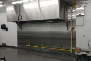 Commercial Kitchen Hood System