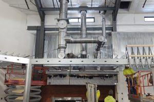 Indoor Industrial Piping