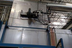 Industrial Oven Burner Design and Instalation