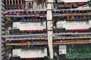 Super Market Refrigeration Control System Internal Structure